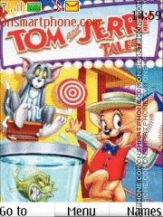 Tom and Jerry2 tema screenshot
