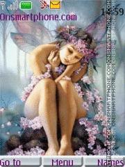 Скриншот темы Summer fairy