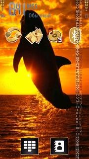 Sea Life tema screenshot