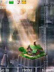 Dream House 02 theme screenshot