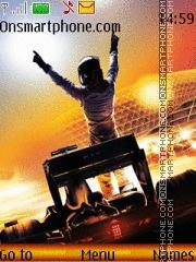 Formula1 02 theme screenshot