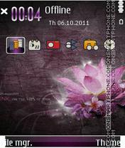 Pink Lover 01 theme screenshot
