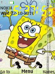 Sponge Bob es el tema de pantalla