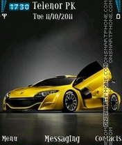 350Z es el tema de pantalla