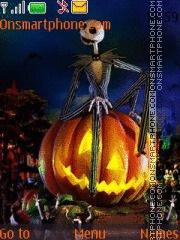 Halloween 2021 theme screenshot