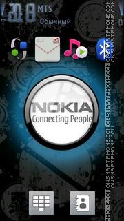 Capture d'écran Iphone 4 Style thème