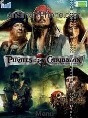 Capture d'écran Pirates 4 01 thème
