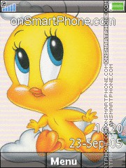 Tweety 22 theme screenshot