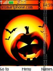 Halloween 2022 theme screenshot