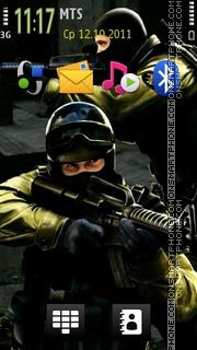 Counter Strike 2011 es el tema de pantalla