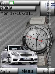Mercedes V2 By ROMB39 theme screenshot