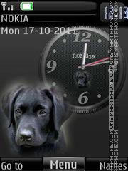Sad Dog By ROMB39 theme screenshot