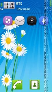 Daisy 04 theme screenshot