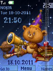 Bear tema screenshot