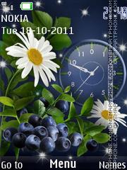 The bilberry theme screenshot