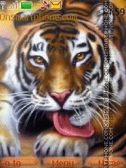 Скриншот темы Tiger 47