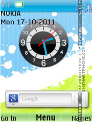Iphone 4 01 theme screenshot