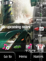Nfs Sidebar theme screenshot