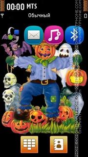 Halloween 2023 es el tema de pantalla