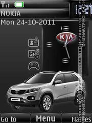 Kia By ROMB39 theme screenshot