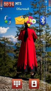 Naruto Sage 02 es el tema de pantalla