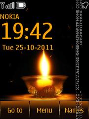 Скриншот темы Happy diwali