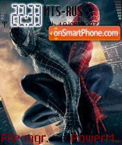 Spiderman 3 Full es el tema de pantalla