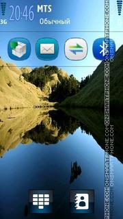 Nice View 09 tema screenshot