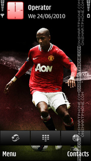 Ashley young tema screenshot