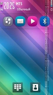 Candy S60v5 theme screenshot
