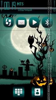Sweet Halloween es el tema de pantalla
