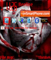 Bruttal 5 tema screenshot