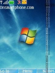Capture d'écran Windows 7 thème