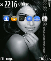 Bipasha 01 theme screenshot