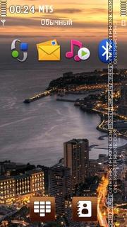 Monaco Hd 01 es el tema de pantalla