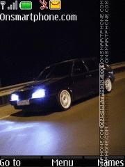 Vaz 2109 black nine tema screenshot