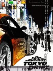 Fast and Furious theme screenshot