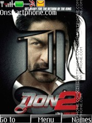 Don 2 theme screenshot