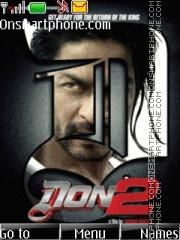 Don 2 Theme-Screenshot