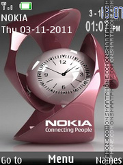Nokia Dual theme screenshot