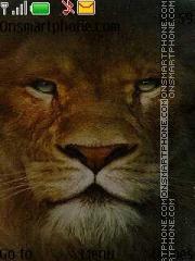 Strong Lion es el tema de pantalla