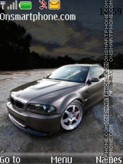Bmw E46 02 theme screenshot