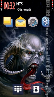 Download free horror theme for symbian s40 3rd edition.