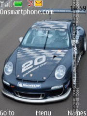 Porsche 911 Gt3 03 tema screenshot