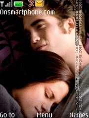 Breaking Dawn 04 theme screenshot