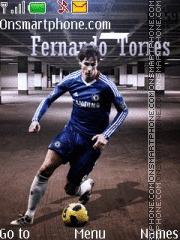 Fernando Torres 05 theme screenshot