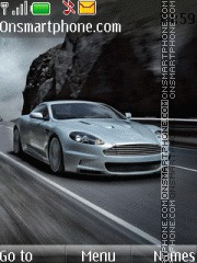 Aston Martin 18 theme screenshot