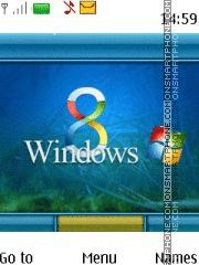 Windows 8 04 es el tema de pantalla
