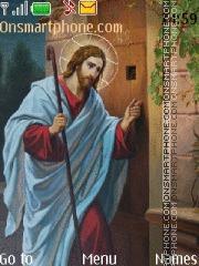 Capture d'écran Jesus Christ 10 thème