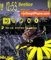 ZZ BFLY theme screenshot
